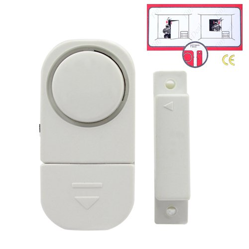 Wireless Home Window Door Entry Burglar Security Alarm System Magnetic Sensor YL-323 by Home Goods