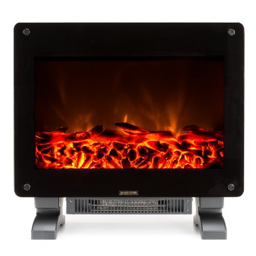 amish electric fireplace heater - 9