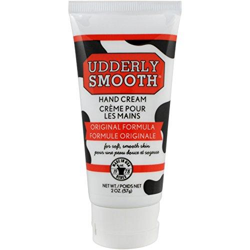 Udderly Smooth Udder Cream - Udderly Smooth Udder Cream, Skin Moisturizer, 2 Ounce Tube