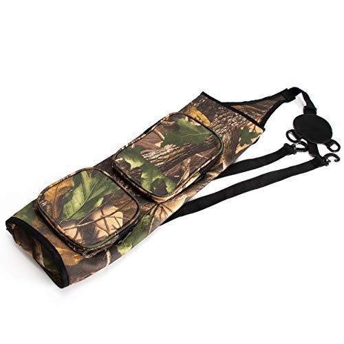 JEKOSEN 2019 Back Arrows Quiver Holder Shoulder Bag