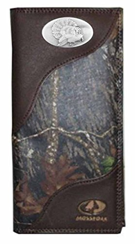 Turkey - Mossy Oak Full Leather Long Roper