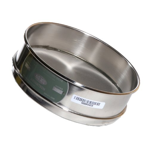 100 Steel Stainless Mesh - Advantech Stainless Steel Test Sieves, 8