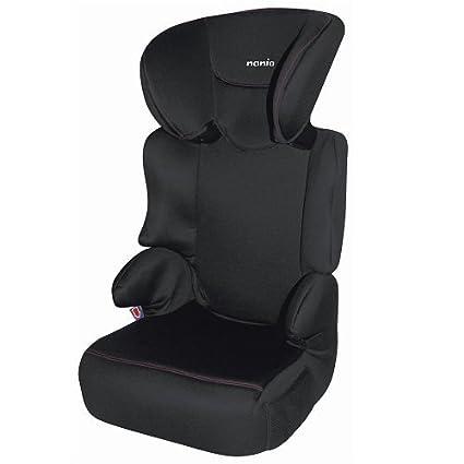 Nania BeFix SP - Silla de coche grupo 2-3, color negro ...
