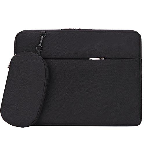 Youpeck 15.6 Inch Laptop Sleeve Case for Acer Aspire / Predator, Toshiba, Dell Inspiron, ASUS P-Series, HP Pavilion, Lenovo, MSI GL62M, Chromebook 15