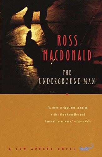 The Underground Man (Vintage Crime/Black Lizard)