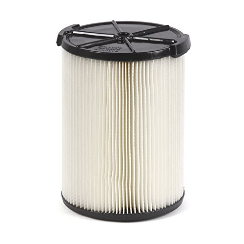 Ridgid Standard Wet/dry Vac Filter Vf4000 (White, - Ridgid Filter Vf4000