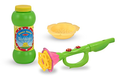 Non-Candy Easter Basket Filler Ideas - bubble blower