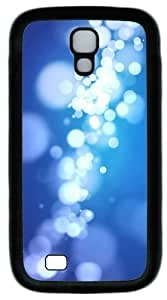 Cool Painting Samsung Galaxy I9500 Case, Samsung Galaxy I9500 Cases -Light circles Custom PC Soft Case Cover Protector for Samsung Galaxy S4/I9500
