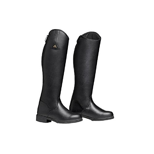 Mountain Horse Ice High Rider Boot III Tall Wide Black 9 (High Rider Tall Boot)