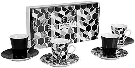 GENEVIEVE LETHU Collection VENCE Coffret Tasses à Café