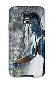 Best Fashion Protective Jake Sully In Avatar Movie Case Cover For Galaxy S5 8370982K56660321