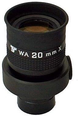 "TS-Optics weitwinkel Fadenkreuzokular 20 mm, 1,25"" mit geätztem Fadenkreuz, TSFK20"