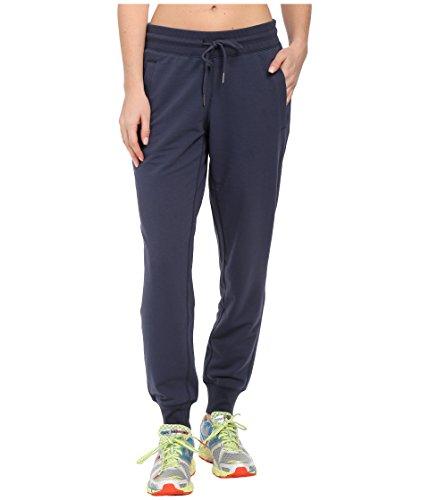 New Balance Women's Essentials Plus Classic Sweatpant, Navy, ()