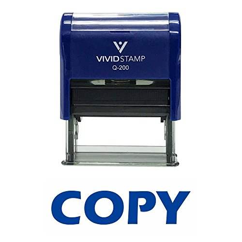 Uncontrolled copy self inking rubber stamp office for Uncontrolled document stamp