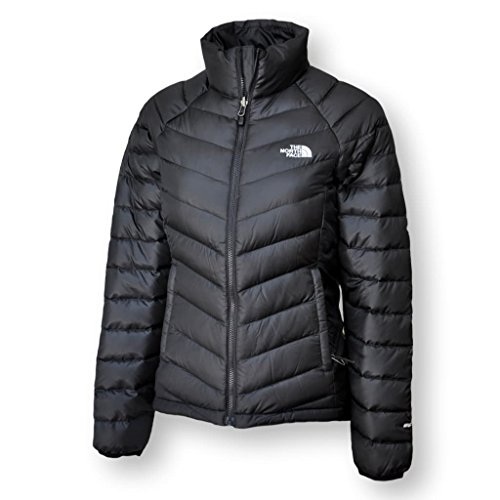 (The North Face Flare Women's Down 550 RTO Ski Jacket Puffer (M, TNF Black))
