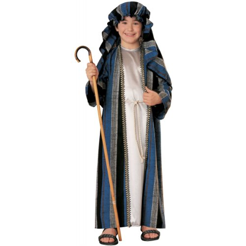 Rubie's Costume Shepherd Child Costume, Large ()