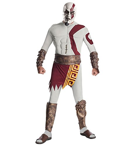 Kratos Costumes For Kids - Kratos Adult Costume -