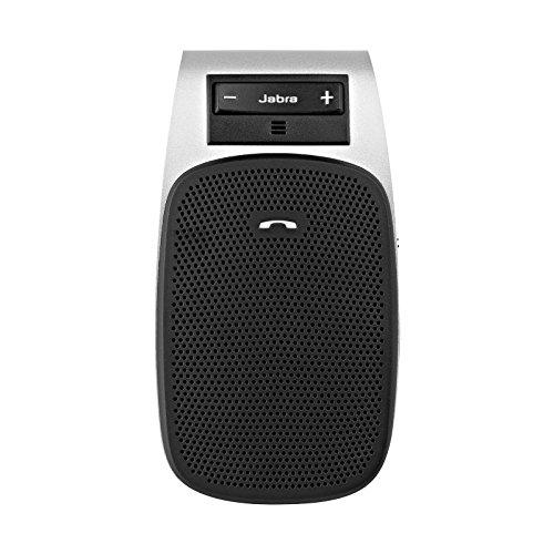 Jabra DRIVE Bluetooth In-Car Speakerphone - Black (Certified Refurbished)