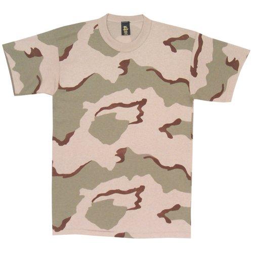 Military 3 Color Desert Shirt - 4