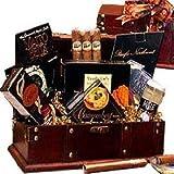Gentleman's Cigar Chest -Gourmet Gift for Men