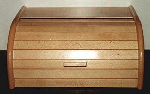 Brotkasten, Holz lackiert, mittel