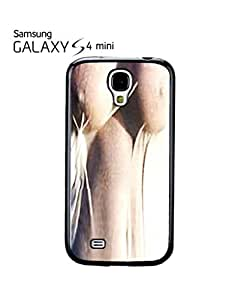 Wet Look T-Shirt Sexy Body Naked Cell Phone Case Samsung Galaxy S4 Mini White
