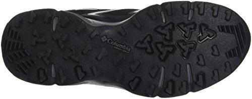 Ventrailia Randonne Low Hommes 010 Columbia Noir Lux Rise 3 De Chaussures noir Outdry Cpwq5IA