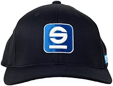Sparco SP11N S Icon Black Small//Medium Cap