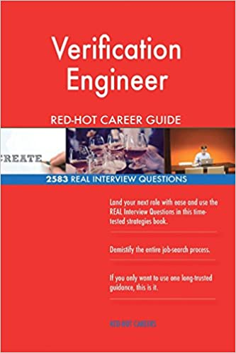 Verification Engineer RED-HOT Career Guide