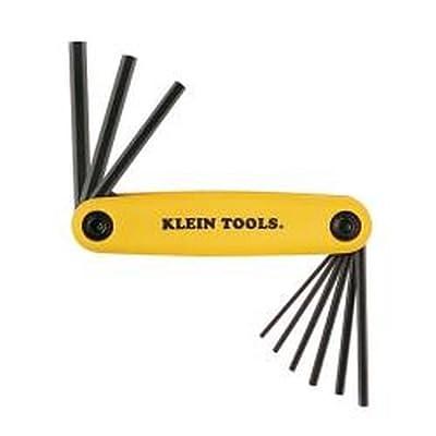Klein Tools 70574 9 Inch Sizes Grip-It Hex-Set