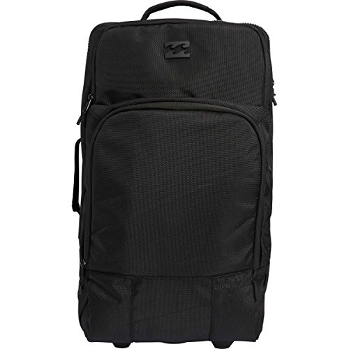 Billabong Men's Booster Carry on Suitcase, Stealth by Billabong