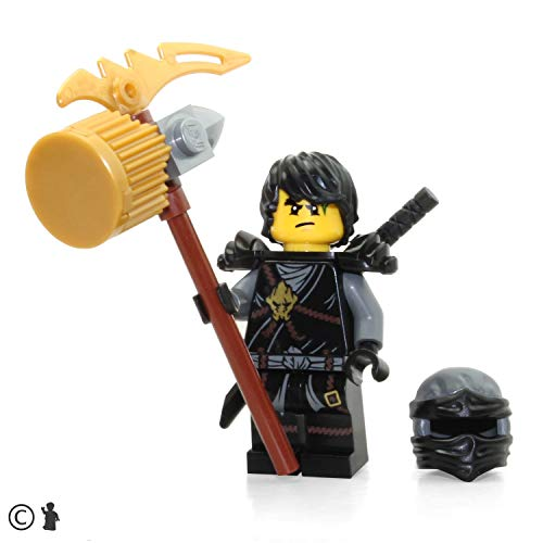 LEGO Ninjago Day of The Departed Minifigure - Cole (Scabbard) Limited Edition Foil Pack -