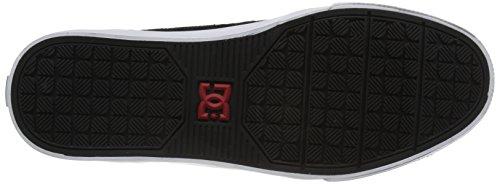 Grey Red DC Men's Black Skate Tonik Shoe AnwOqaTw
