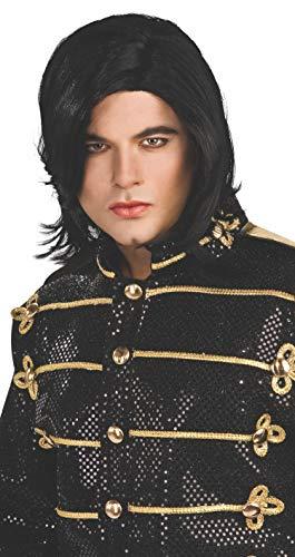 John Travolta Pulp Fiction Wig (Michael Jackson Long Straight)