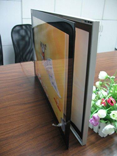 Single Sided Aluminium Frames Magnetic Abosrb LED Light Boxes,led Lighting Panel (A2) by displayonacrylic