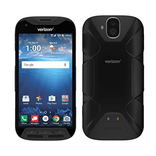Kyocera DuraFORCE E6810 Pro w/Sapphire Shield Verizon Rugged 4G Android Smart Phone (Renewed) from Kyocera