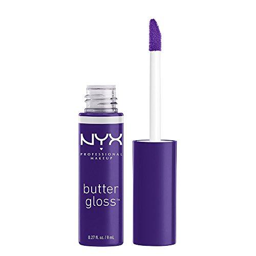 NYX Professional Makeup Butter Gloss, Gelato, 0.27 Fluid Ounce