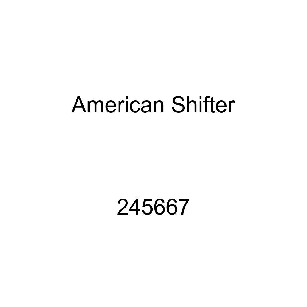American Shifter 245667 Blue Flame Metal Flake Shift Knob with M16 x 1.5 Insert Black I 3 My Pickup
