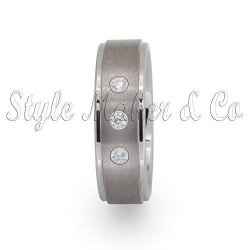 tungsten-carbide-ring-anniversary-wedding-band-3-stones-cz-7-13