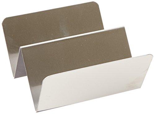 American Metalcraft Tsh1 Taco Holders  4  Length X 5 6  Width  Silver
