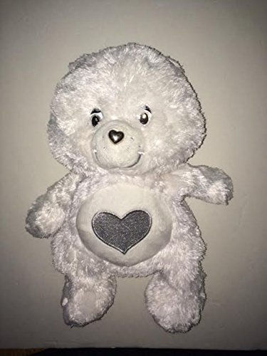 Care Bears TENDERHEART BEAR 25Th ANNIVERSARY Collectible Plush (With Swarvoski Crystal)