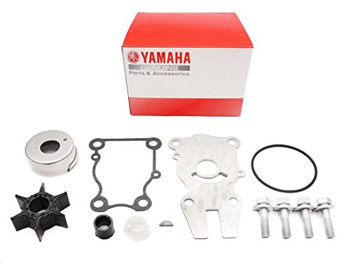 Yamaha Outboard Water Repair 63D W0078 01 00