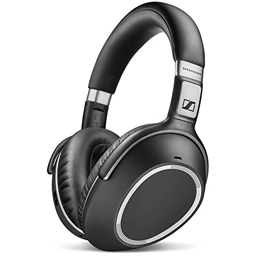 Sennheiser PXC 550 Wireless – NoiseGard Adaptive Noise Cancelling, Bluetooth Headphone with...