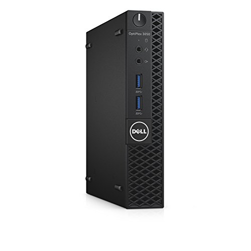 Optiplex 3050 MFF I3-7100 4GB Desktop - Dell 9DMCN