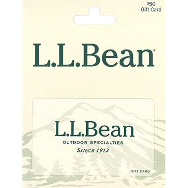 L.L. Bean $50