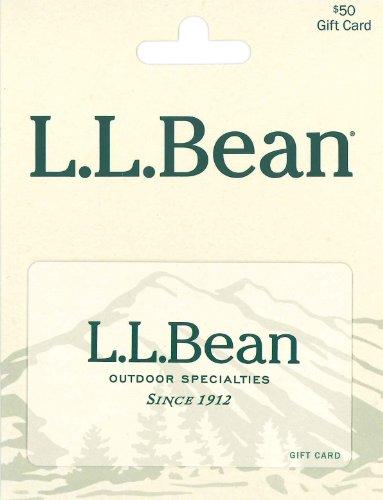 L.L. Bean $50 from L.L.Bean