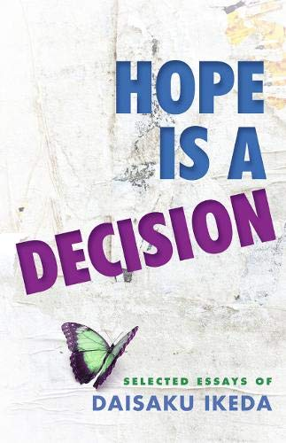 Hope Is a Decision: Selected Essays