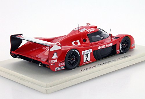 1/43 TOYOTA TS020 GT-One No.2 Le Mans 1999 T.Boutsen - R.Kelleners - A.McNish S2383