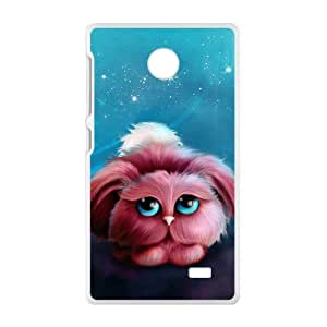 Cute Little Monster Phone Case for Nokia Lumia X