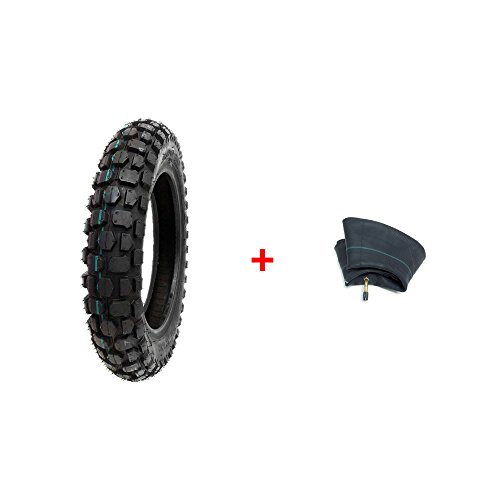 Motorcycle Tires Combo - 8